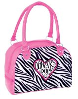 Сумка Dancers Rock Zebra Duffel от DansBagz
